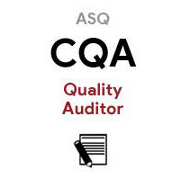 ASQ CQA Certified Quality Auditor